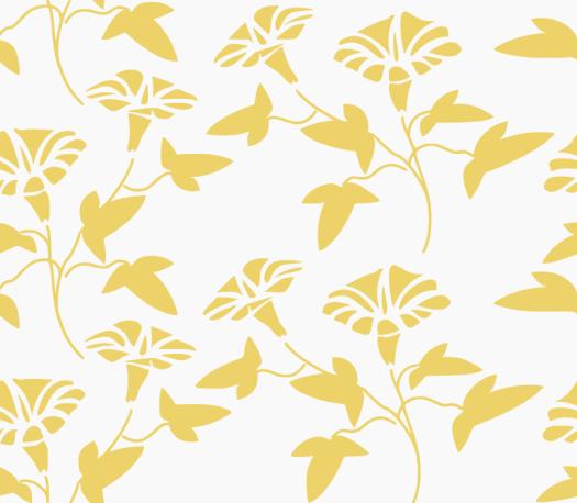 floral_seamless_pattern_golden